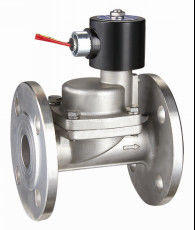 20mm Two Way High Pressure Electric Valve , Diaphragm Solenoid Valve Stainless Steel